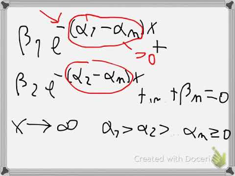 Linear independent functions Example 1