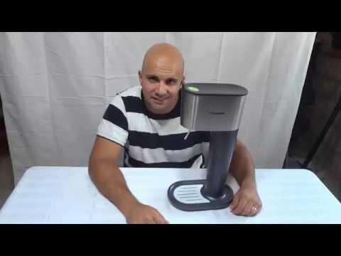 How To Install A CO2 Cartridge-Soda Stream Pure Machine