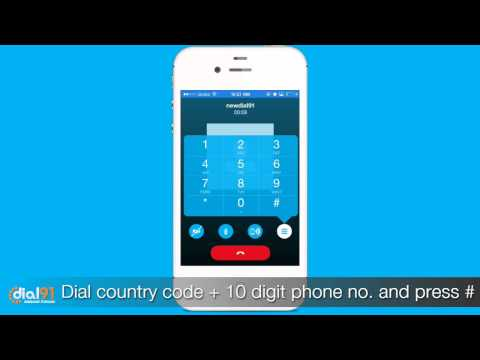 Use Skype to call Land Line Phone and Mobile from iPhone/iPod/Android