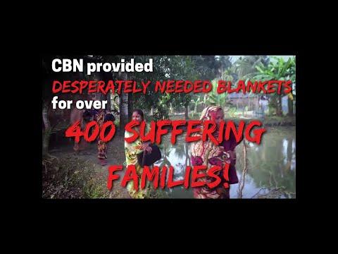 CBN Humanitarian Helps Families in Bangladesh