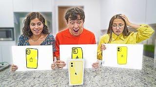 El Que Dibuje Mejor el iPhone Se Lo Queda - challenge