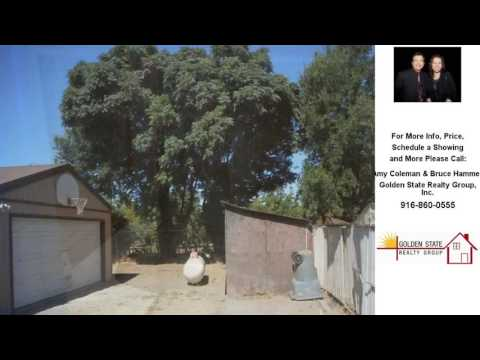 21695 Knights Rd, Knights Landing, CA Presented by Amy Coleman & Bruce Hammer.