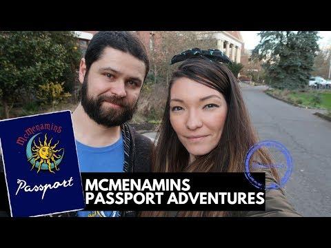 McMenamins Passport Stamp Day | Diana Kitsune