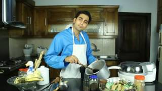 """""""Every Cooking Show Does This"""" -by Danish Ali"""