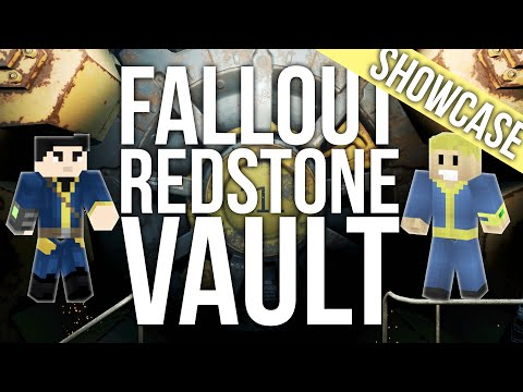 Minecraft: Fallout 4 Redstone Vault