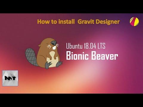 How to Install Gravit Designer on Ubuntu 18.04