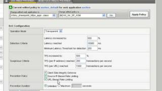In 5 Minutes:BIG-IP ASM Application-Ready Security Templates
