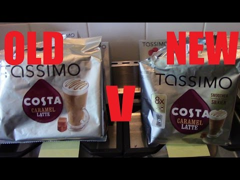 Tassimo Costa Latte DOUBLE Review