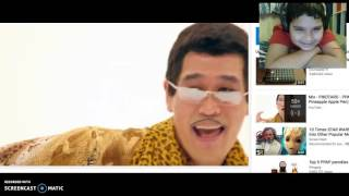 PPAP reaction