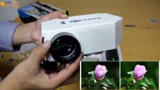 UC30 Mini LED Projector Reviews