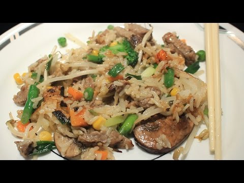 Easy Steak Fajita & Broccoli Stir Fry