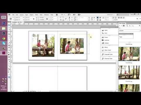 Fotolibro en InDesign 1