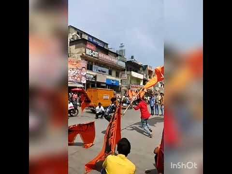 Shivaji Maharaj Jayanti Sambhajinagar only Dhingana