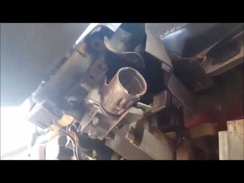 Jeep Wrangler Ignition Lock Cylinder Replacement