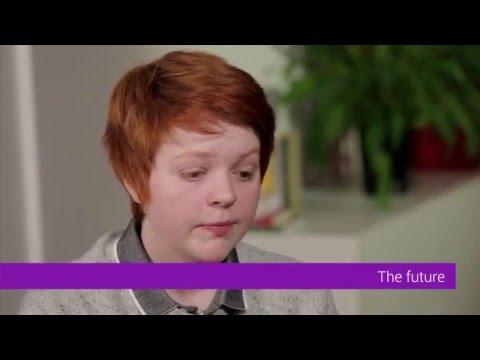 Josh's story: childhood acute lymphoblastic leukaemia