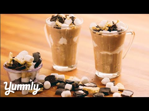 S'Mores Overnight Oats