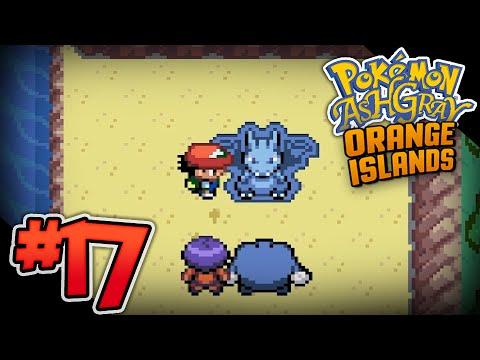 Pokémon Ash Gray Orange Islands - Episode 17: Bound For Charizard Chills
