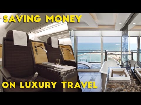 I Booked Business Class and a 5 Star Hotel (How to Save on Travel)