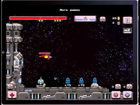 Tower Defense Game iPad - War in Space Gameplay video