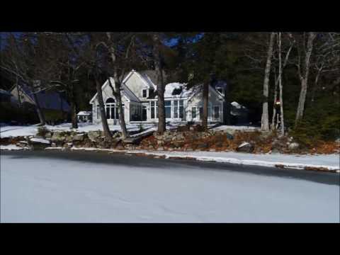 Residential Home on Lake Winnipesaukee in Moultonborough, New Hampshire