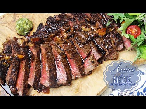 The Best Teriyaki Steak Recipe