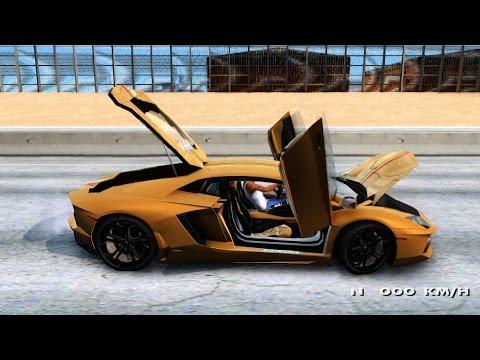 Lamborghini Aventador Lp 700 2012 - GTA San Andreas