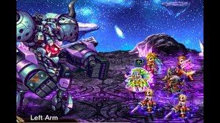 FFBE ) Final Fantasy Brave Exvius : T Terra Vs  Aigaion