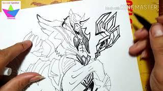 Drawing Hero Mobile Legends Videos 9videostv