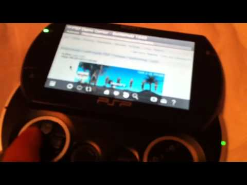 How to get free psp go games and themes no computer