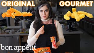 Download Pastry Chef Attempts To Make Gourmet Cheetos   Bon Appétit Video