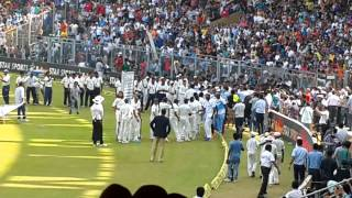Guard of Honor for Sachin Tendulkar.mp4