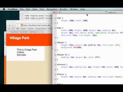 Building a CMS with PHP part 21 - Dynamic Menu part 2