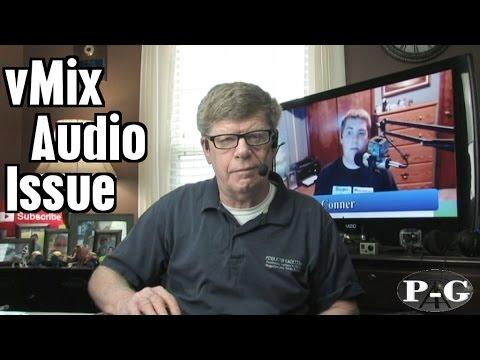 vMix Echo Audio Problem: Easy Fix