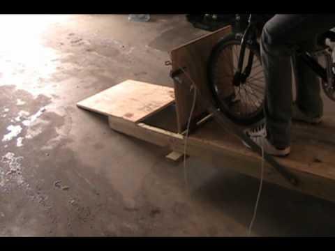 BMX Stumpy Gate