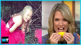 Could The LEMON FACE CHALLENGE Be The Next Ice Bucket Challenge? | What
