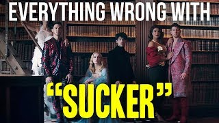 """Everything Wrong With Jonas Brothers - """"Sucker"""""""