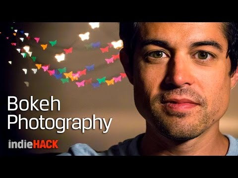 Photography Tips - Bokeh Photography Tutorial - Kingston indieHACK EP 5