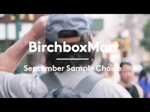 BirchboxMan Box Customization Sneak Peek: September 2017