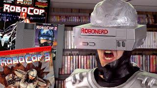 RoboCop NES Games - Angry Video Game Nerd - Episode 151