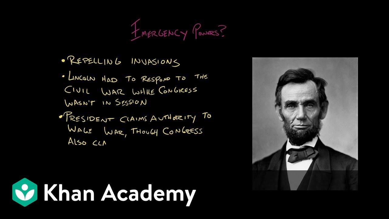 Article II of the Constitution | US Government and Politics | Khan Academy