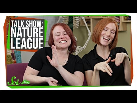 Big Data, Wildlife Conservation, and InverteBRITs | SciShow Talk Show