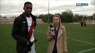 Mason Toye Talks Indiana Soccer Win