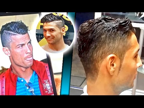 Hairstyle CR7 Cristiano Ronaldo for Men 2015