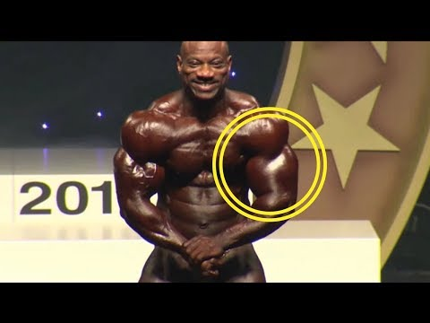 Did Dexter Jackson Insert Synthol in his Biceps ??   FitMuscle TV