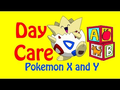 Pokemon X and Y Day Care Location