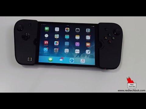 iPad Mini GameVice Gamepad Review