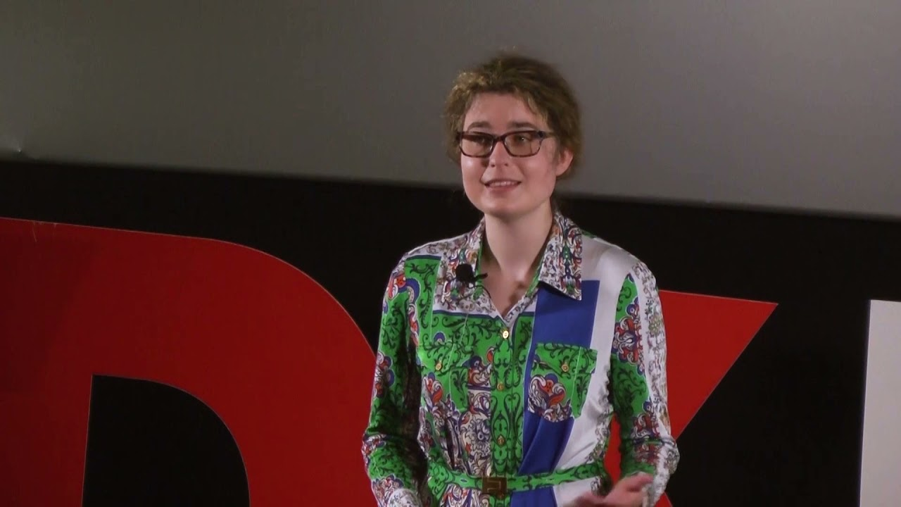 What apes can teach us about bullying | Anya Berlova | TEDxEustis
