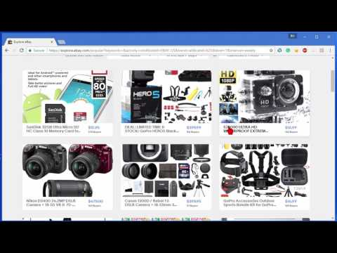 Find trends and bargains using eBay's free Explorer
