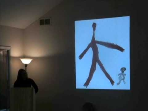 A Knowing Living with Psychic Children Symbolism, Portals, Aliens Part 3 of 5