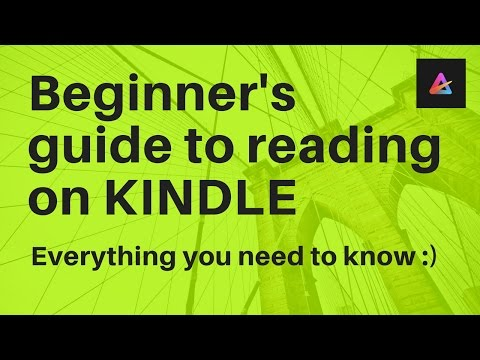 Beginner's guide to reading on KINDLE PAPERWHITE vs ipad mini  2017
